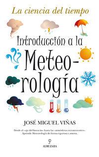 introduccion a la meteorologia - Jose Miguel Viñas