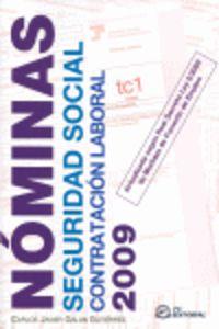 NOMINAS, SEGURIDAD SOCIAL Y CONTRATACION LABORAL 2009