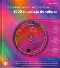 2000 Muestras De Colores - Las Herramientas Del Diseñador - Graham Davis