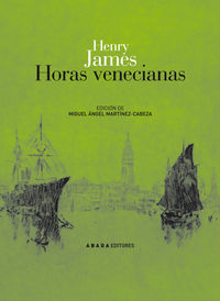 Horas Venecianas - Henry James