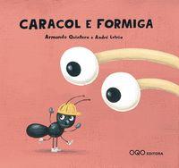 CARACOL E FORMIGA (GALLEGO)