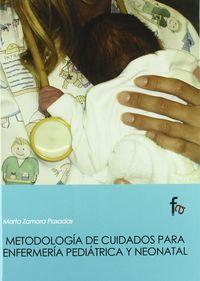 METODOLOGIA DE CUIDADOS PARA ENFERMERIA PEDIATRICA Y NEONATAL