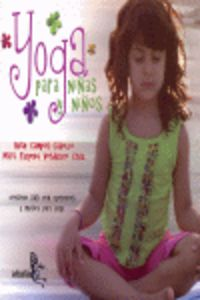 YOGA PARA NIÑAS Y NIÑOS (+DVD)