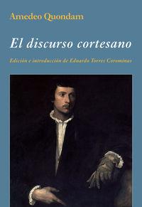 DISCURSO CORTESANO, EL