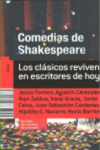 Comedias De Shakespeare - Jesus Ferrero / Javier Calvo / Iban Zaldua