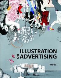 Illustration On Advertising - Aa. Vv.