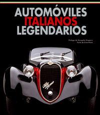 AUTOMOVILES ITALIANOS LEGENDARIOS