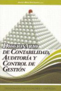 DICC. DE CONTABILIDAD, AUDITORIA Y CONTROL DE GESTION