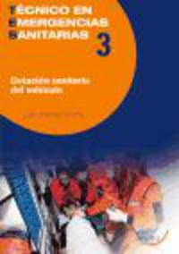 Tes 3 Dotacion Sanitaria Del Vehiculo Tecnico Emergencias Sanitarias - Juan Jimenez Corona