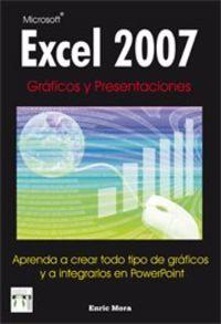 EXCEL 2007 - GRAFICOS Y PRESENTACIONES