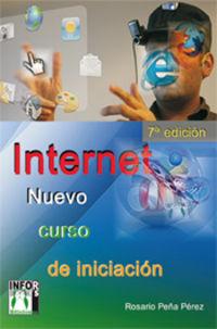 INTERNET - CURSO INICIACION
