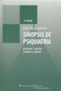 Kaplan & Sadock - Sinopsis De Psiquiatria (10ª Ed. )  (tela) - Benjamin  Sadock  /  Virginia A.  Sadock