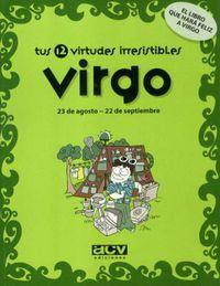 VIRGO - TUS 12 VIRTUDES IRRESISTIBLES