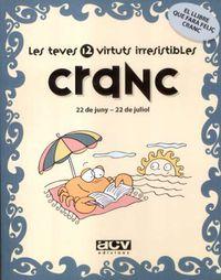 CRANC - LES TEVES 12 VIRTUTS IRRESISTIBLES