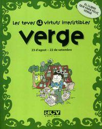 VERGE - LES TEVES 12 VIRTUTS IRRESISTIBLES