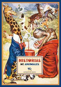 Historias De Animales - Aa. Vv.