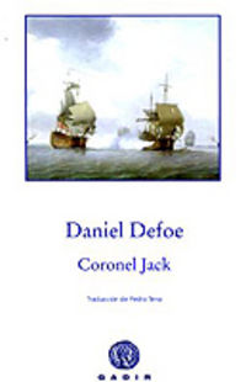 Coronel Jack - Daniel Defoe