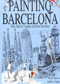 painting barcelona - Mayte Aparisi Cabrera