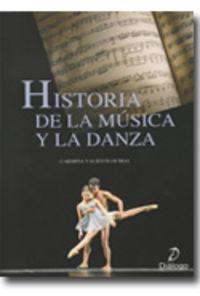 BACH 2 - HISTORIA DE LA MUSIC Y LA DANZA