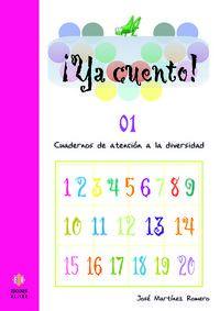 Ya Cuento 01 - Jose Martinez Romero