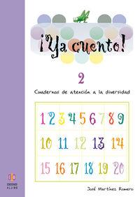 Ya Cuento 2 - Jose Martinez Romero