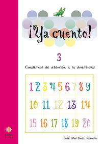 Ya Cuento 3 - Jose Martinez Romero
