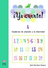 Ya Cuento 4 - Jose Martinez Romero