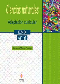 ESO 2 - CIENCIAS NATURALES - ADAPTACION CURRICULAR