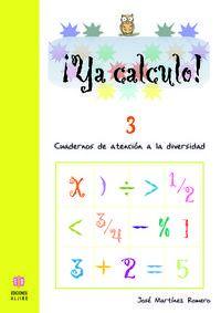 YA CALCULO! 3