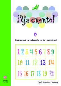 Ya Cuento 6 - Jose Martinez Romero