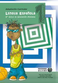 Ep 5 / 6 - Lengua Cuad. 1 - Adaptacion Curricular - Aa. Vv.