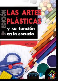 ARTES PLASTICAS Y SU FUNCION EN LA ESCUELA, LAS