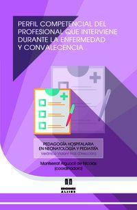 Perfil Competencial Del Profesional - Montserra Alguacil De Nicolas