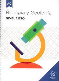 ESO 1 - BIOLOGIA Y GEOLOGIA - ADAPTACION CURRICULAR