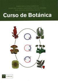 Curso De Botanica - Tomas Emilio Diaz Gonzalez