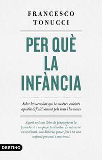 Per Que La Infancia - Francesco Tonucci
