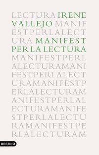 manifest per la lectura - Irene Vallejo
