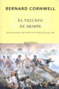 El triunfo de sharpe - Bernard Cornwell