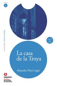 La casa de troya - Alejandro Perez Lugin