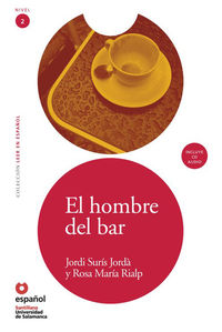 El  hombre del bar (+cd) - Jordi Suris Jorda