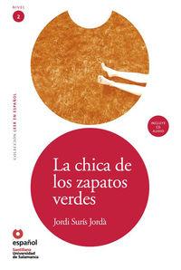 La  chica de los zapatos verdes (+cd) - Jordi Suris Jorda