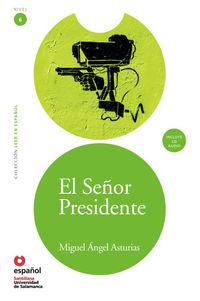 El  señor presidente (+cd) - Miguel Angel Asturias