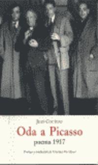 ODA A PICASSO - POEMA 1917