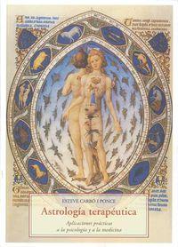Astrologia Terapeutica - Esteve Carbo I Ponce