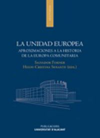 La unidad europea - Salvador Forner
