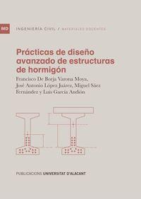 PRACTICAS DE DISEÑO AVANZADO DE ESTRUCTURAS DE HORMIGON