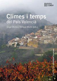CLIMES I TEMPS DEL PAIS VALENCIA