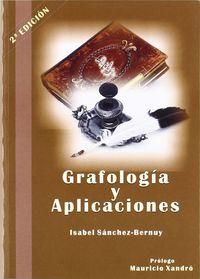 GRAFOLOGIA Y APLICACIONES