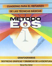 Grafogramas - Destrezas Graficas Y Dinamicas De La Escritura - Manuel Rico Velcher