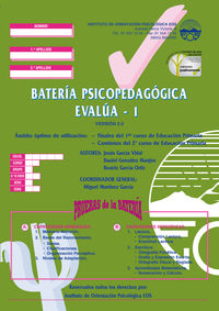 bateria psicopedagogica (10 cuadernos) - Aa. Vv.